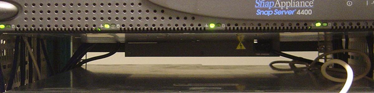 Administración de sistemas y servidores centralizados