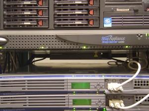 administración de servidores centralizados