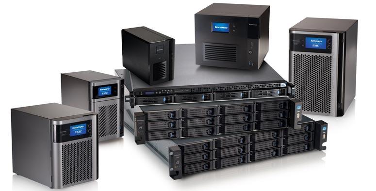 Almacenamiento NAS acceso a los datos desde distintos equipos informáticos