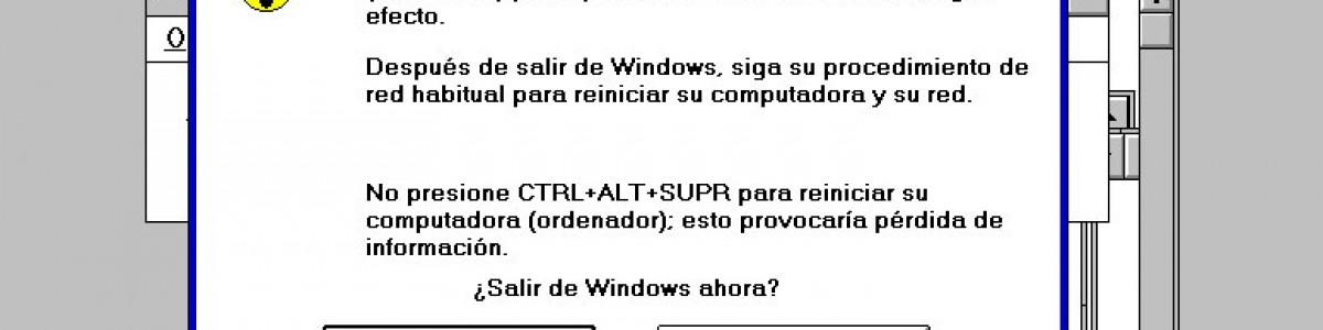 Actualización de sistemas operativos
