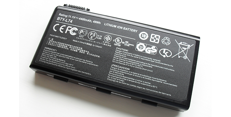 Tipos de baterias movil y portatil
