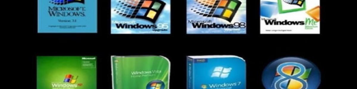 El dominio del sistema operativo de Microsoft