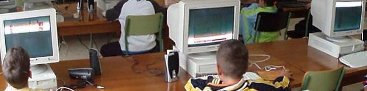 Educación y tecnología informática