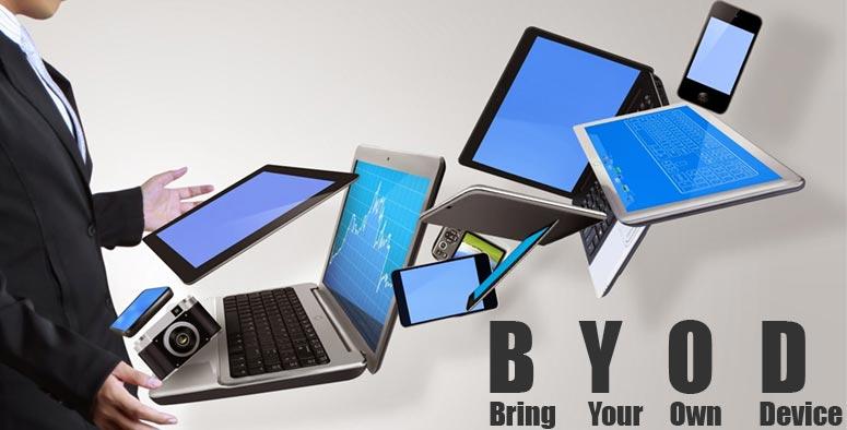 seguridad informática en dispositivos ajenos a la red corporativa