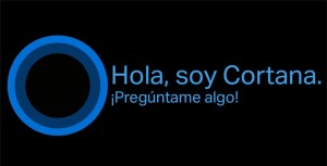 Asistente personal informático Cortana