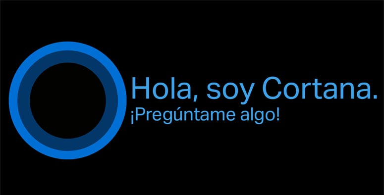 Cortana el asistente personal inteligente en Windows 10