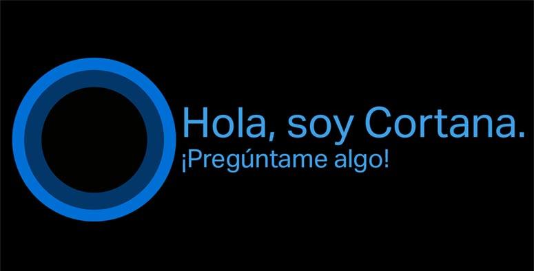 Cortana el asistente personal inteligente en Windows 10