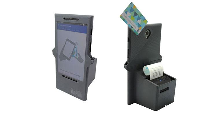 sistema NFC tarjeta ciudadana - Aratecnia
