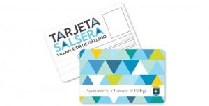 tarjeta ciudadana de Villamayor de Gállego con tecnología NFC