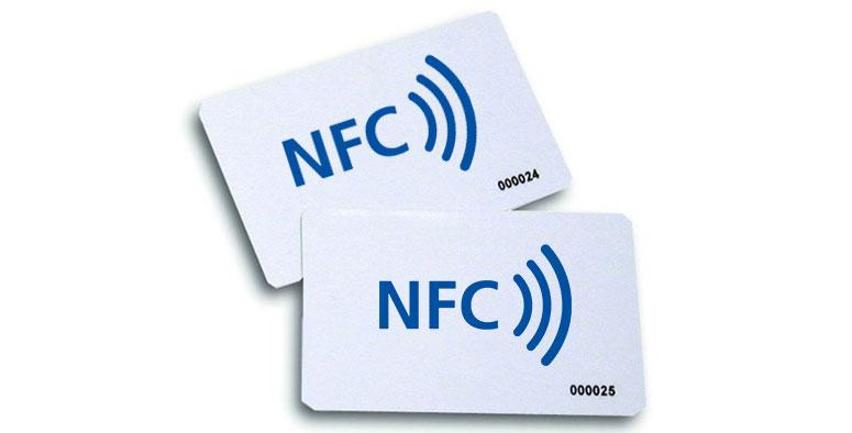 tarjeta NFC inteligente