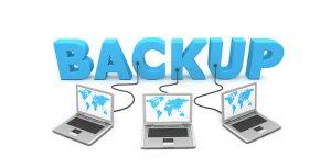 backup del ordenador