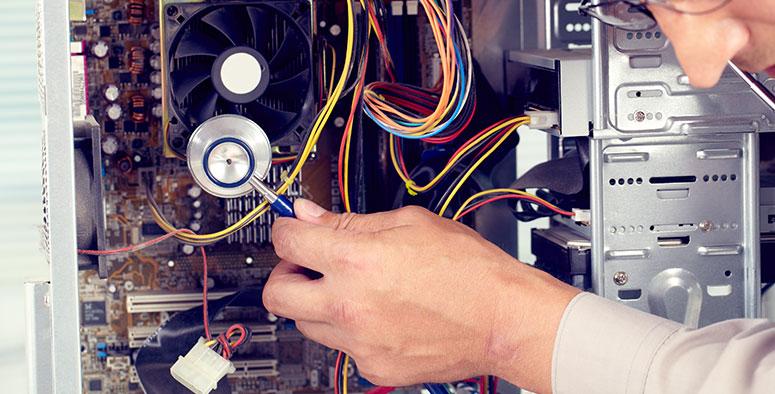 mantenimiento del ordenador