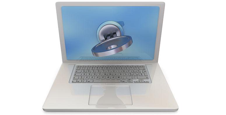 Seguridad informática portátil