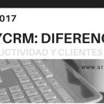 Software ERP o CRM para la gestión de la actividad empresarial