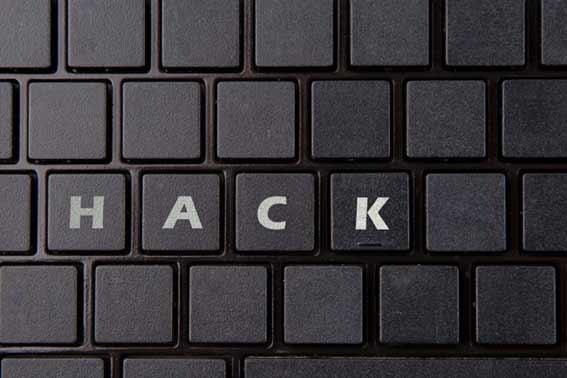 Hack. Ataque cibernético