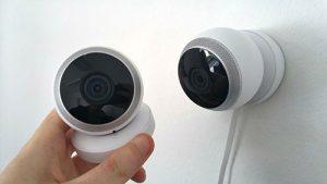 Seguridad informática con cámaras IP