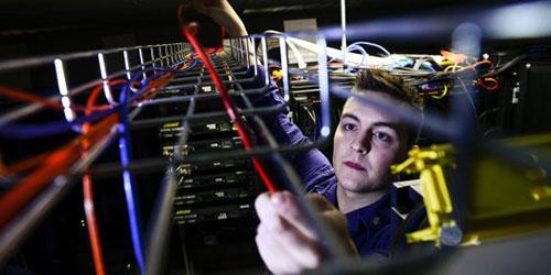Empresa de administración de sistemas y redes informáticas