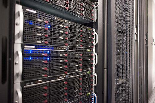 Empresa de almacenamiento en la red