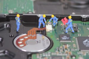 Empresa de soporte para equipos informáticos