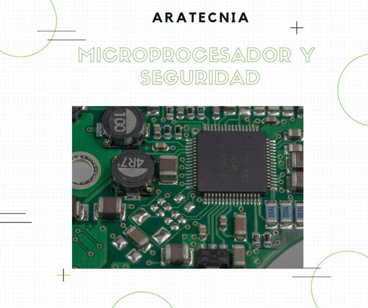 Microprocesadores y seguridad