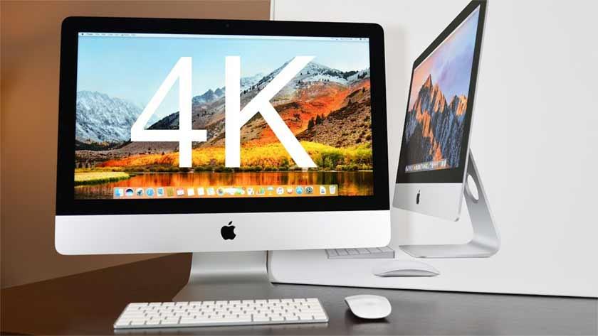 4k imap Apple