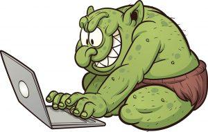 Qué hacer en la empresa con un troll en las redes sociales