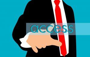 Control de accesos a las empresas