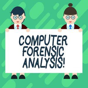 Cómo hacer un análisis forense informático
