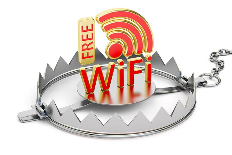 Cómo evitar los peligros de las redes wi-fi públicas