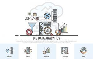 Qué es Big Data. Las 5 v
