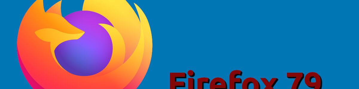 Firefox 79 lanza un sistema de defensa contra tácticas de rastreo