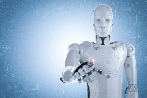 robots sustituyen equipos industriales